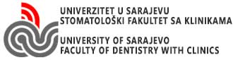 University of Sarajevo Faculty of Dentistry with Clinics